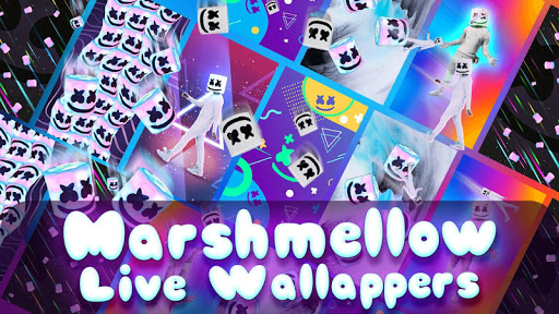 Download Marshmello Live Wallpapers On Pc Mac With Appkiwi Apk Downloader