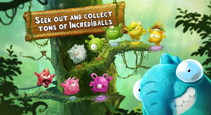 android Rayman Adventures Screenshot 1