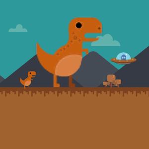 Dino T-Rex m 2.0