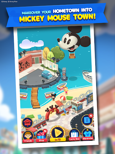 Disney POP TOWN  screenshots 21