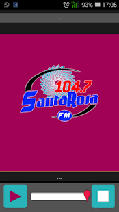 Radio Santa Rosa 104.7 FM- screenshot thumbnail