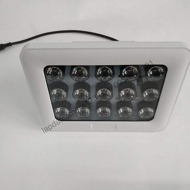 Đèn hồng ngoại hỗ trợ camera nhìn đêm
