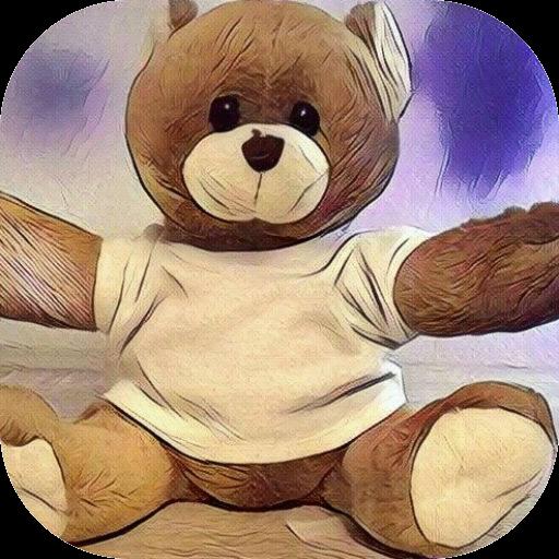 Teddybear Olaf games for kids