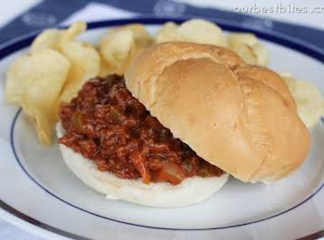 """""""I Can't Believe This Is A Sloppy Joe!"""""""