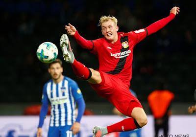 Julian Brandt wordt ploegmaat van Axel Witsel bij Borussia Dortmund