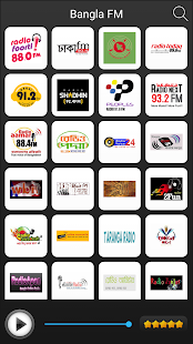 Bangladesh Radio - Bangla FM AM Online Stations - náhled
