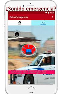 Botón de Sonido de Emergencia y Mensajes de Alerta - náhled