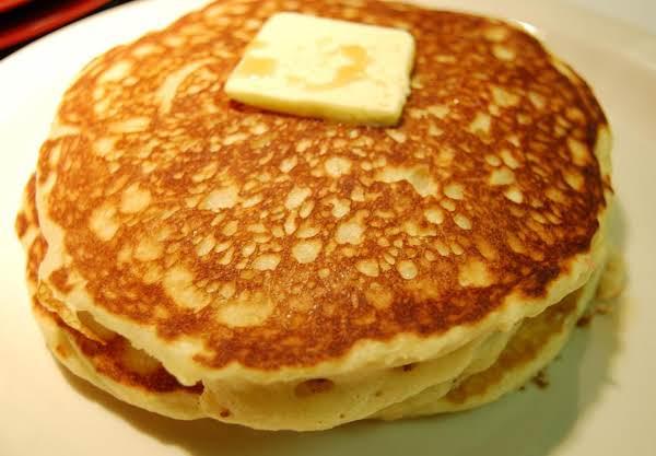 Fluffy Pancakes Recipe