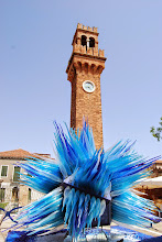 Photo: Murano Island for glass viewing