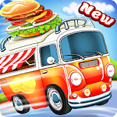 Chef Dash: Fast Food Truck Burger Maker Game 🚚