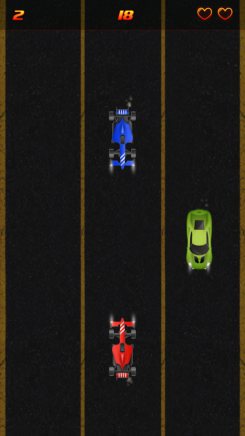 Traffic Racing- screenshot