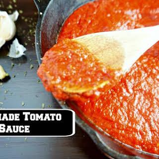 Homemade Low Sodium Tomato Sauce Recipes.