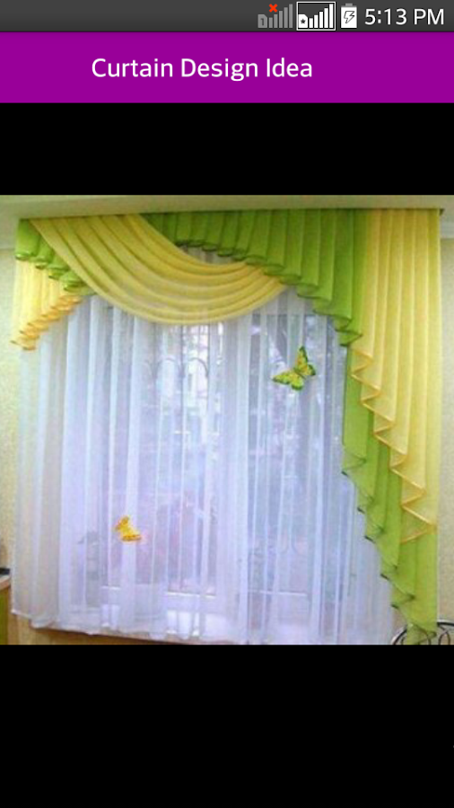 Curtain Designs- screenshot