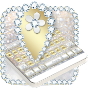 App Luxury Gold & Silver Keyboard APK for Windows Phone
