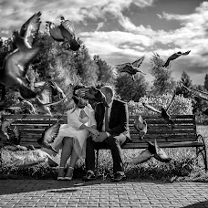 Wedding photographer Anastasiya Kazanceva (NastiKa). Photo of 21.09.2017