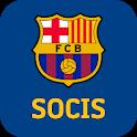 FC Barcelona Members icon