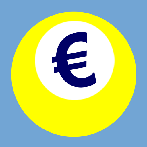 Euromillions Results and Prizes Checker: euResults Icon