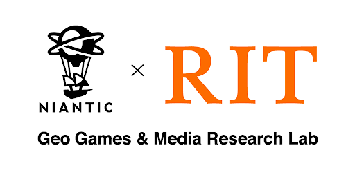 Niantic × RIT Geo Games and Media Research Lab
