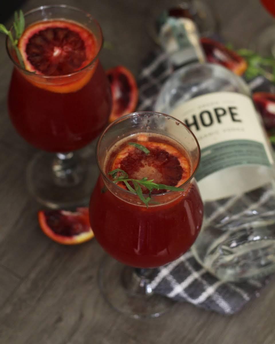 10 Best Blood Orange Vodka Recipes