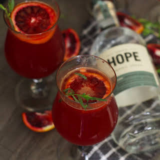 Blood Orange Vodka Drinks Recipes.