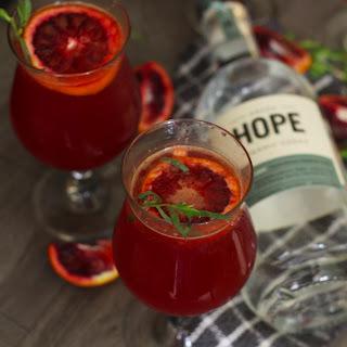 Blood Orange Vodka Drinks Recipes.