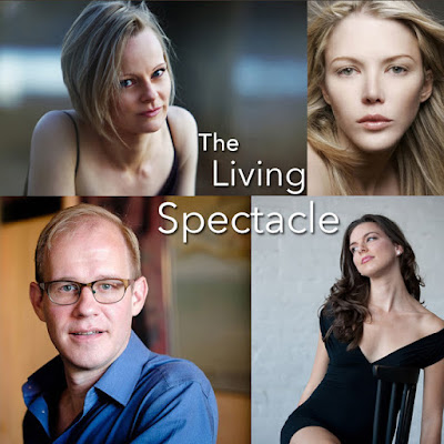Aptly named: The Living Spectacle