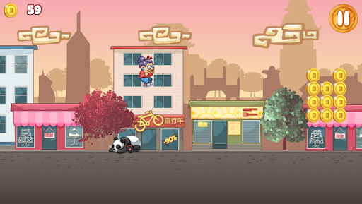 無料街机AppのMy Granny - Athletics Run|記事Game
