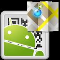 QR-GPS Plugin™ icon
