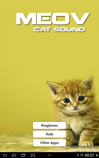 Cat Sound Ringtones Meowwe