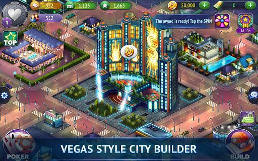 Poker City: Builder 1.4.0 screenshots 2