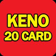 Keno 20 Card