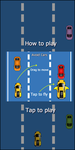 android Flying Car Screenshot 9