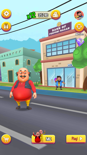 Motu Patlu Run  gameplay | by HackJr.Pw 2