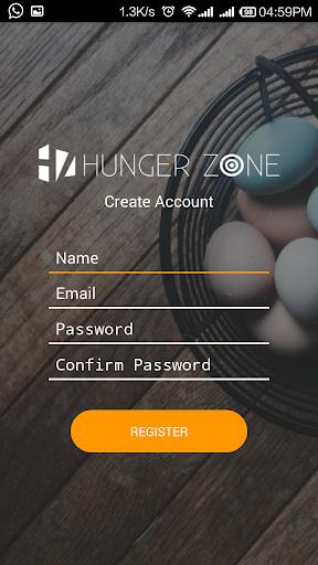 Hunger Zone