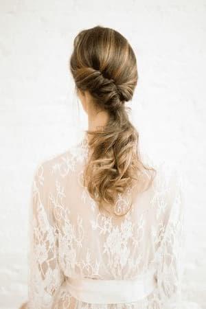 coiffure mariage invitée