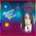 New Year Photo Frame 2019 HD icon