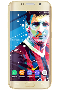 Messi Wallpaper HD & 4K - náhled