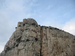 Photo: L'arête de Cassis