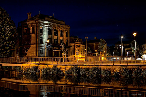 La Maison du Peuple de Rambervillers ©Bernard Pierre