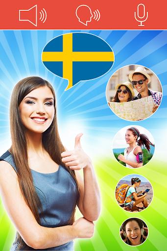 瑞典语:交互式对话 - 学习讲 -门语言