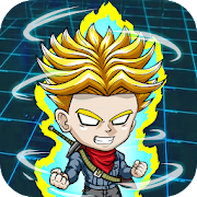 Super Saiyan Legends : Manga Heroes Dress Up Game