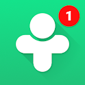 Get new friends on local chat rooms icon
