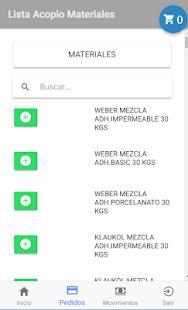 FemacoApp - náhled