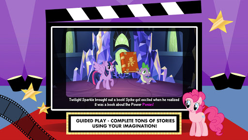 My Little Pony: Story Creator app (apk) free download for Android/PC/Windows screenshot