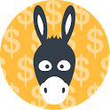 Goldesel - Earn money through advertising icon