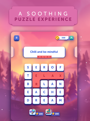 Word Lanes - Relaxing Puzzles 1.0.0 screenshots 11