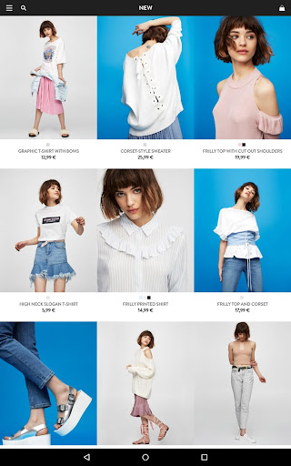 PULL&BEAR screenshot 8