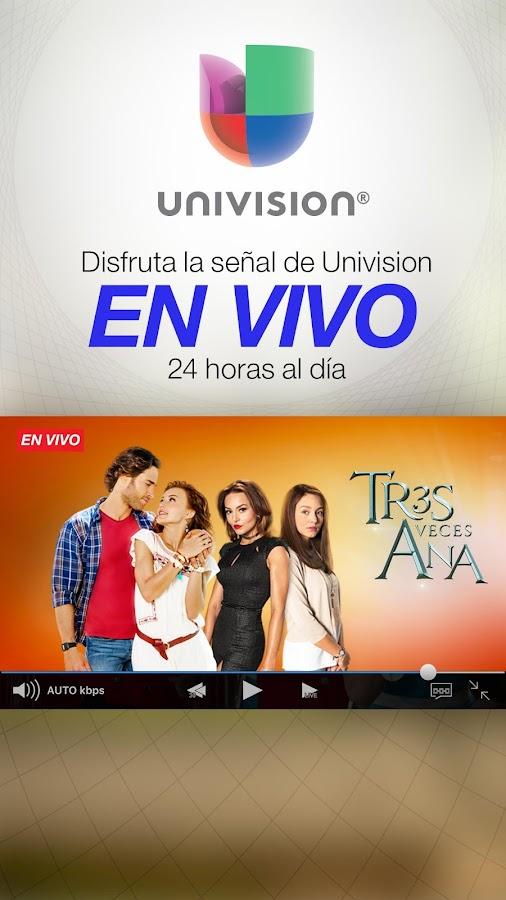 Univision NOW: TV en vivo APK Cracked Free Download