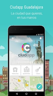 Ciudapp Guadalajara - náhled