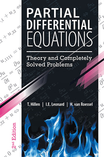 Partial Differential Equations cover